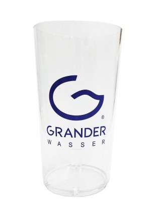 GRANDER® Återanvändbara plastmuggar